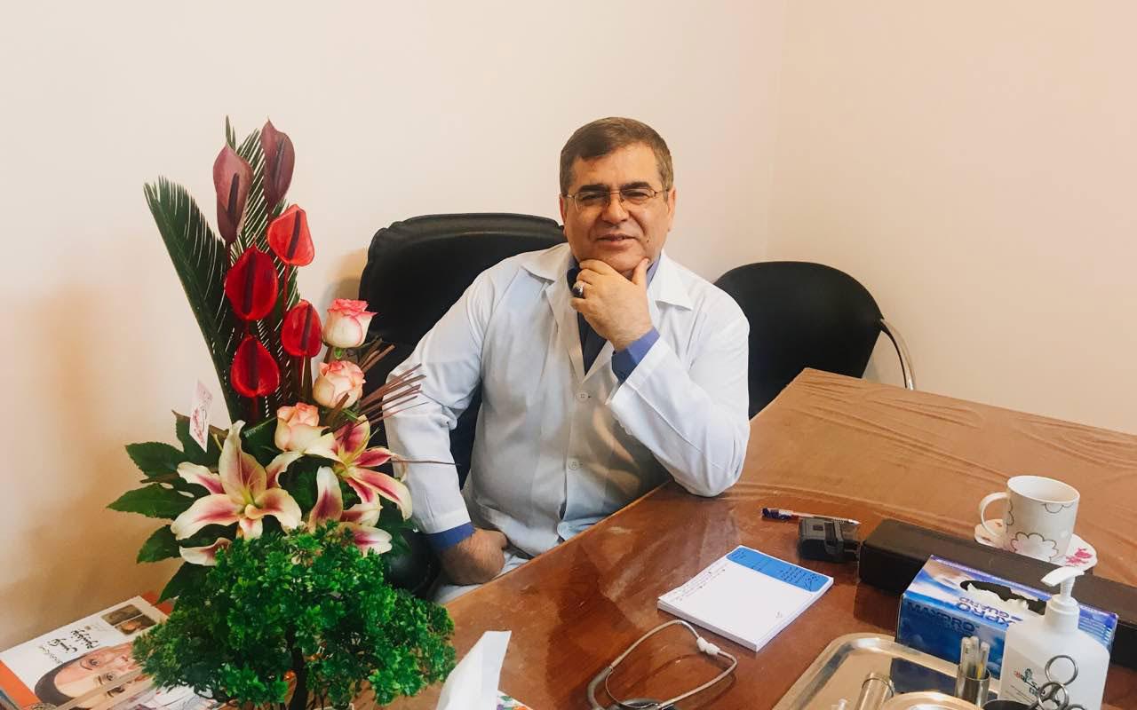 دکتر حسین شقایق